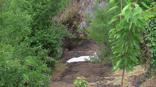 Erli - donna morta nel rogo