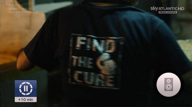 find the cure gomorra
