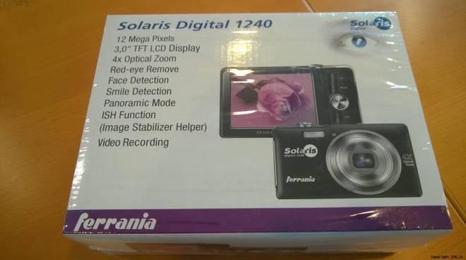 fotocamera ferrania