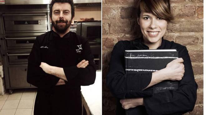 Giorgio Servetto e Sybil Carbone