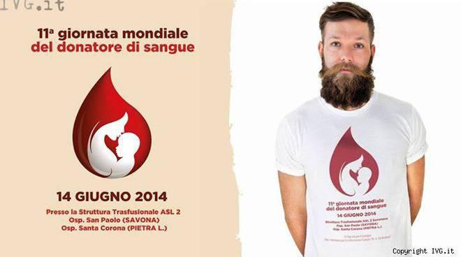 giornata mondiale donazione sangue