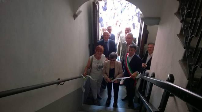 Inaugurazione residenza Bormioli