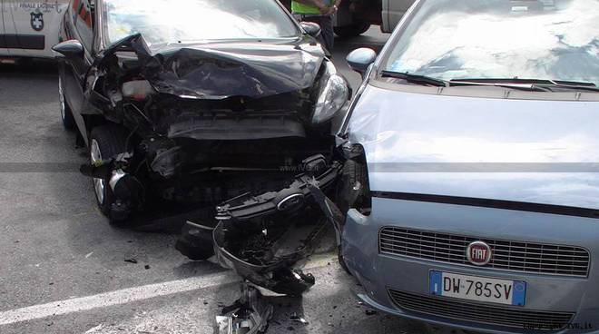 incidente piaggio finale