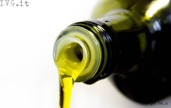 olio bottiglia