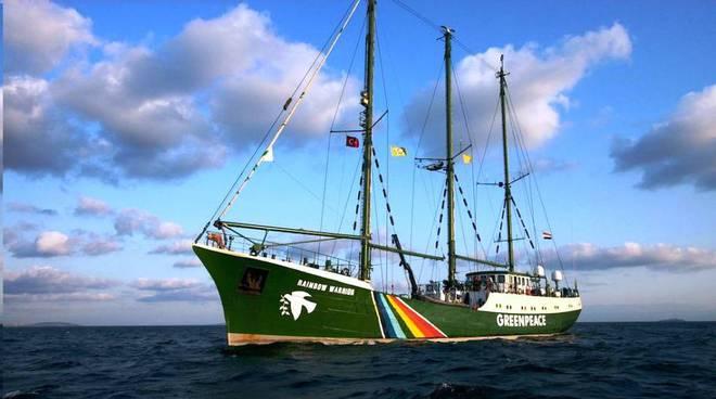 rainbow greenpeace