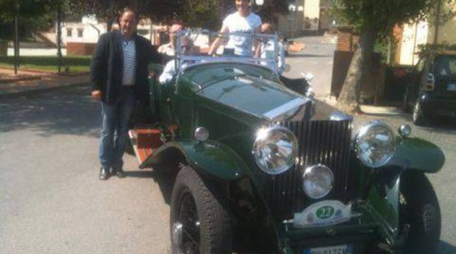 Rolls-Royce e Bentley hanno fatto tappa ad Ortovero