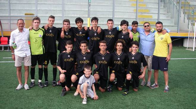 Spring Cup Allievi 1998