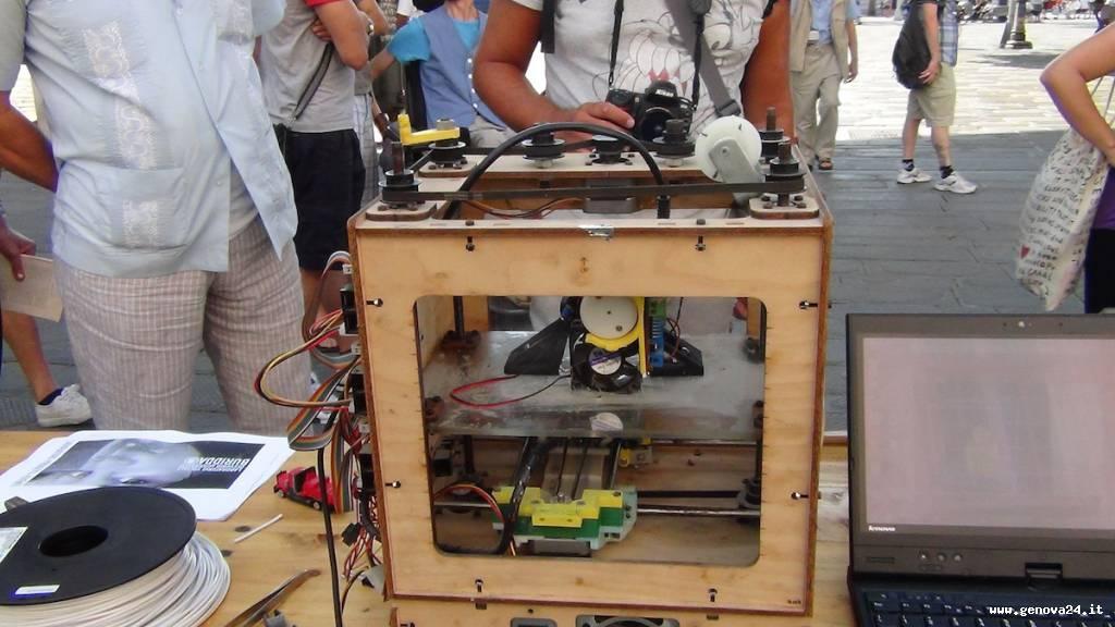 stampante 3d buridda
