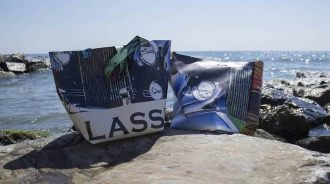 borse da spiaggia made in Alassio