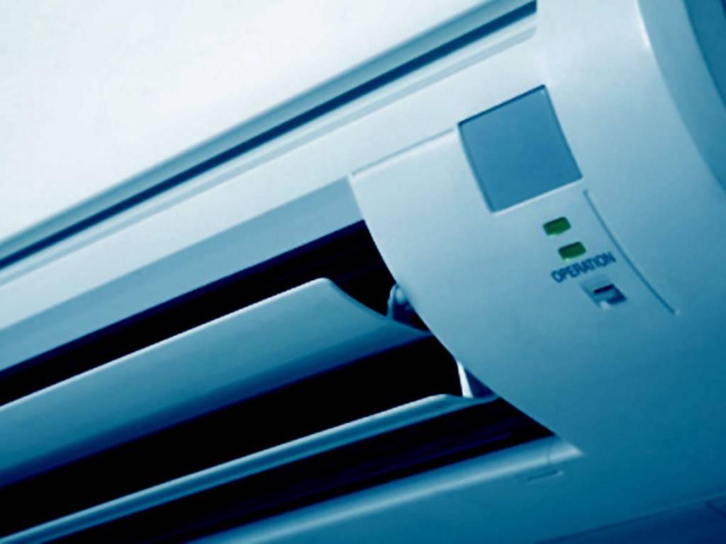 condizionatore, aria condizionata