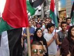 corteo palestina gaza
