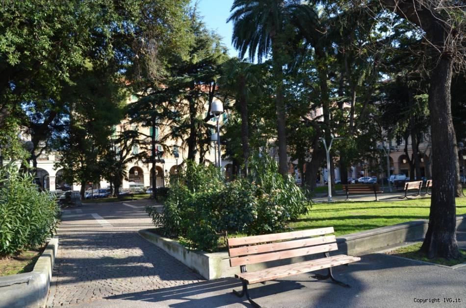 giardini piazza del popolo