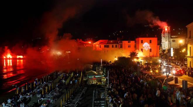 Laigueglia: lo Sbarco dei Saraceni