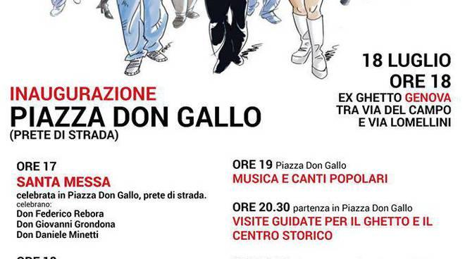 piazza don gallo