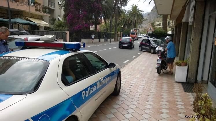 polizia municipale finale
