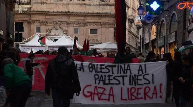 presidio solidariet? palestina