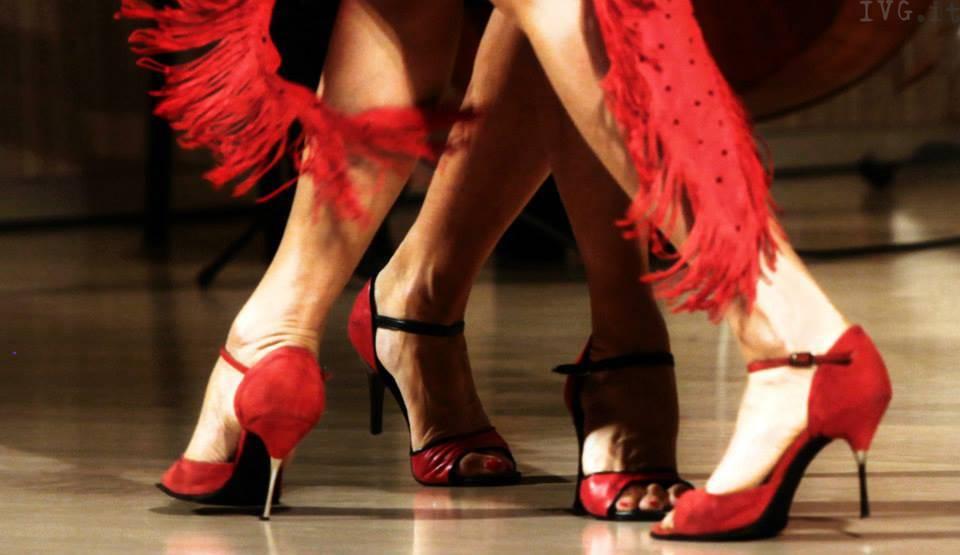 tango ballerini ballo