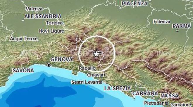 Terremoto Santo Stefano