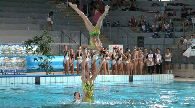 Campionati Italiani Sincro Ragazze