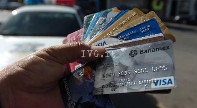 carte di credito clonate