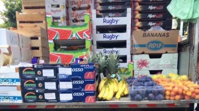 cassette frutta mercato melonari
