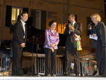 cittadinanza a Takahiro Seki e Mariangela Rago