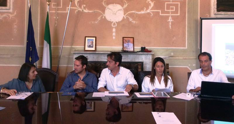 Conferenza stampa #Impresacomune Albenga