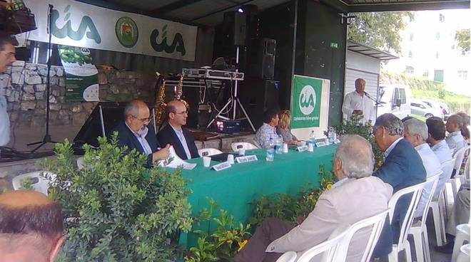Convegno Cia Garlenda Festa Agricoltura