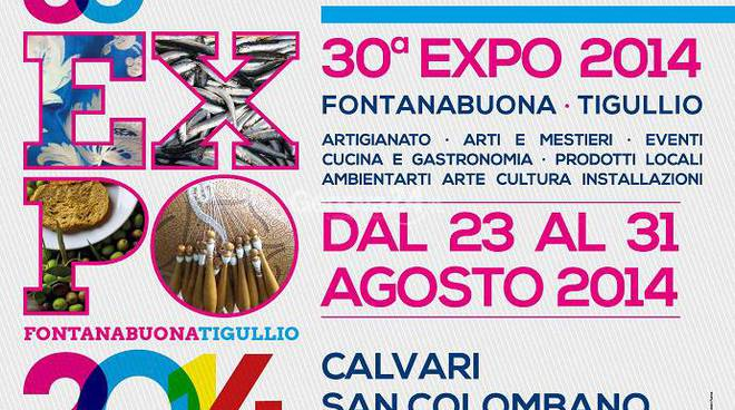 Expo Fontanabuona tigullio