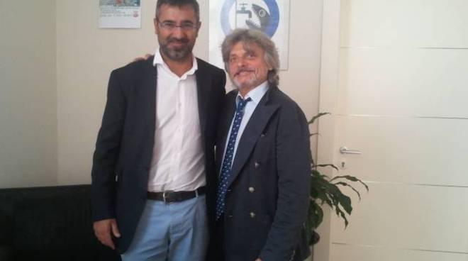 Ferrero  Rossi sampdoria