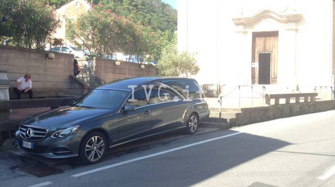 funerale Massimo Barlacchi
