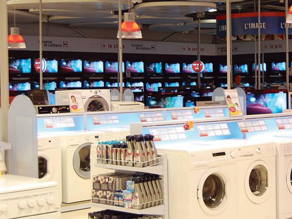 negozio elettronica store darty