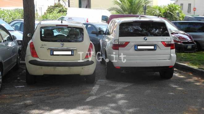 Noli parcheggio creativo