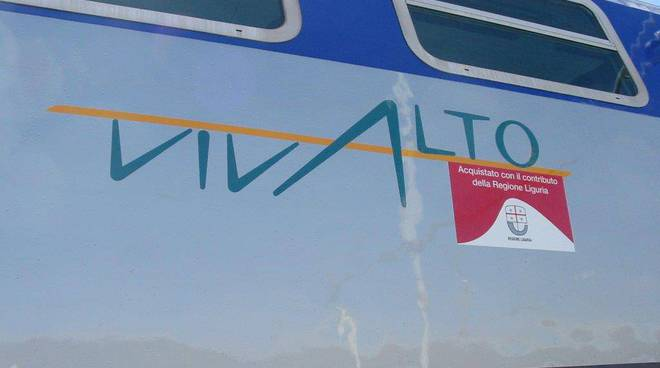 Nuovo look treni regionali