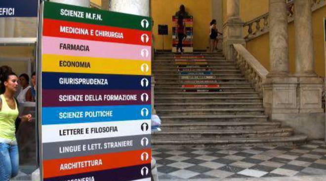 Salone Immatricolazione Università Genova