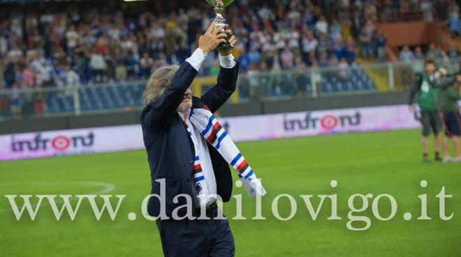 Sampdoria, Massimo Ferrero