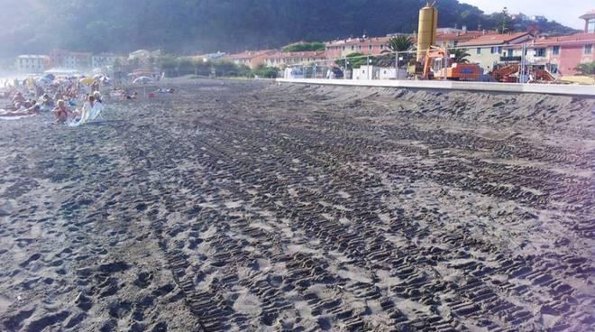 spiaggia riva trigoso