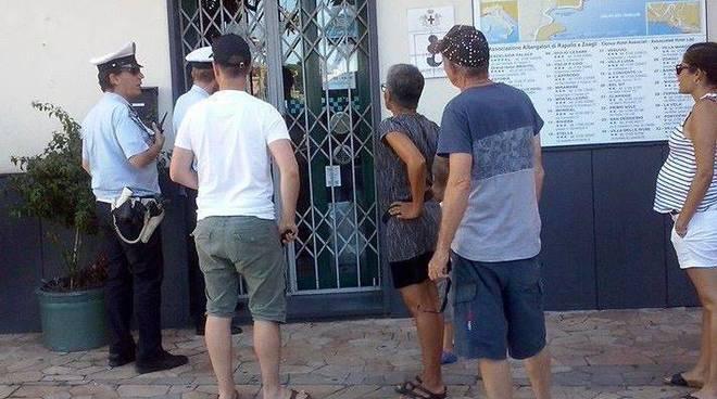 ufficio turistico rapallo chiuso