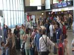 volotea caos aeroporto