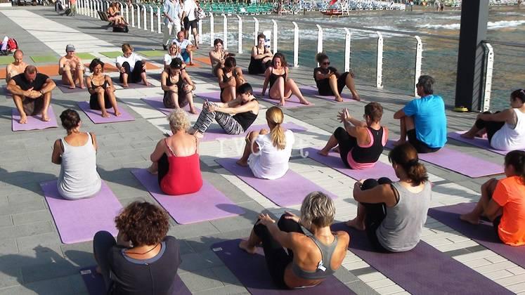 Yoga e Benessere in Riviera