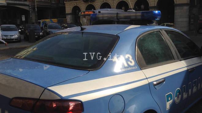 auto polizia 113