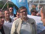 Cairo Montenotte - protesta Sappe