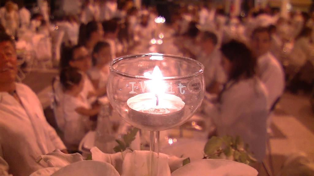 cena in bianco