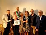 Expo della Riviera Finalpia bandiere e premio