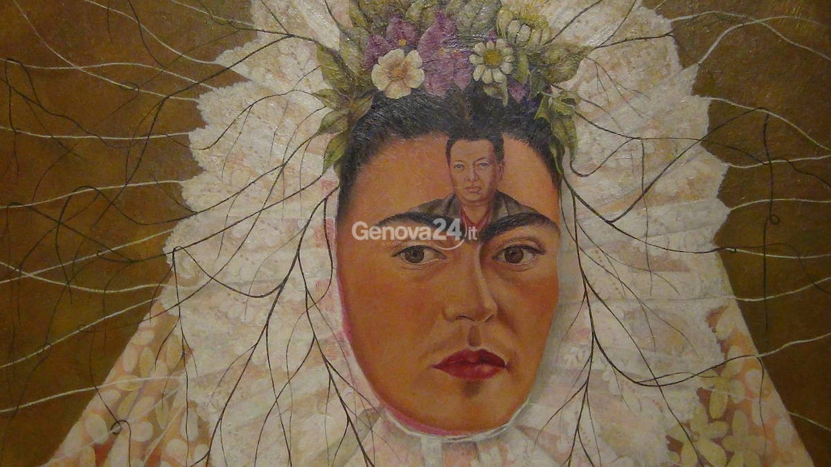 Frida Kahlo e Diego Rivera al Ducale