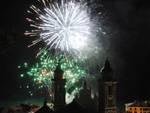 fuochi d'artificio laigueglia