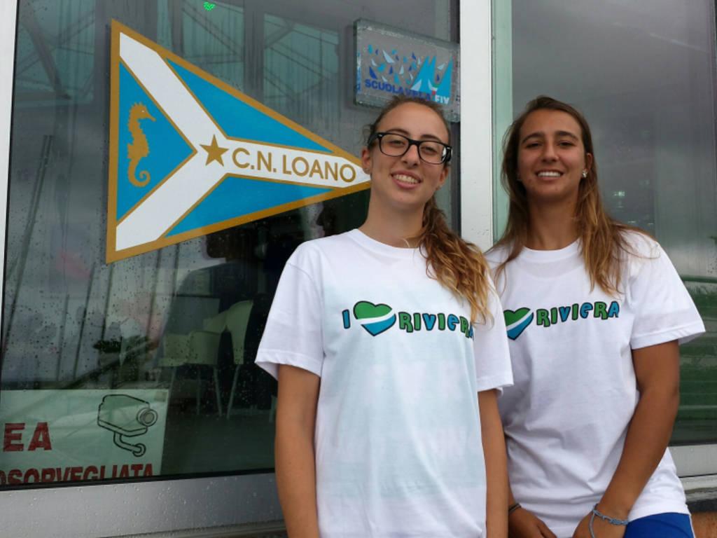 Giulia Genesio e Francesca Volpi