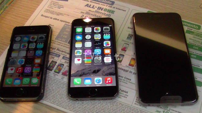 iphone6 savona anteprima deserta