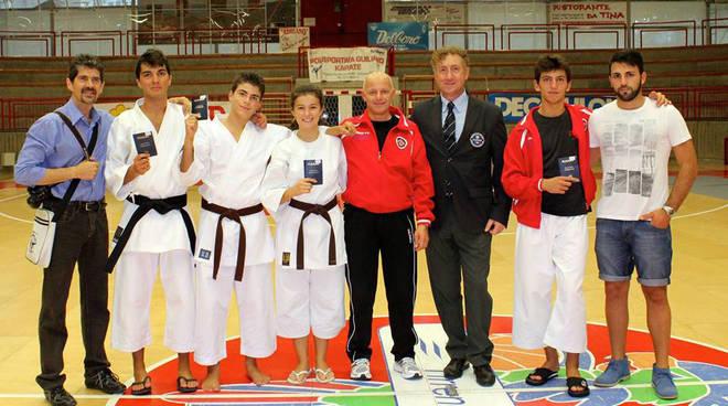 davvero comodo design raffinato sezione speciale Karate, 150 atleti a Quiliano per gli esami regionali di ...