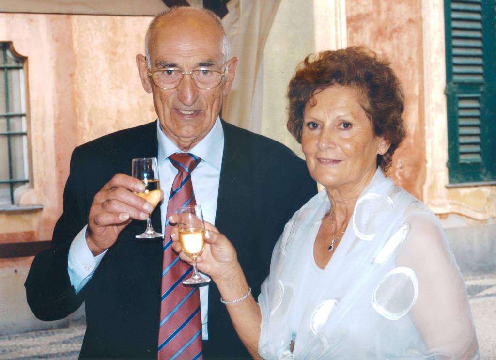 Maria Ghione e Giacomo Ferrari